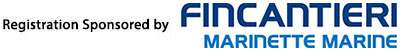 Registration Sponsored by Fincantieri Marine Group