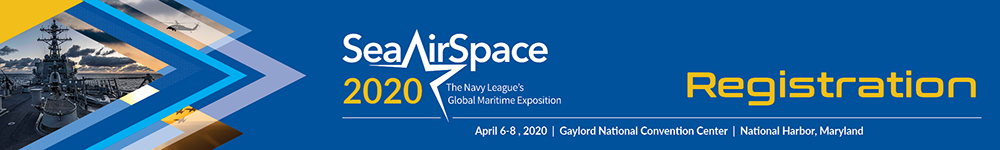 2020 Sea-Air-Space Exposition